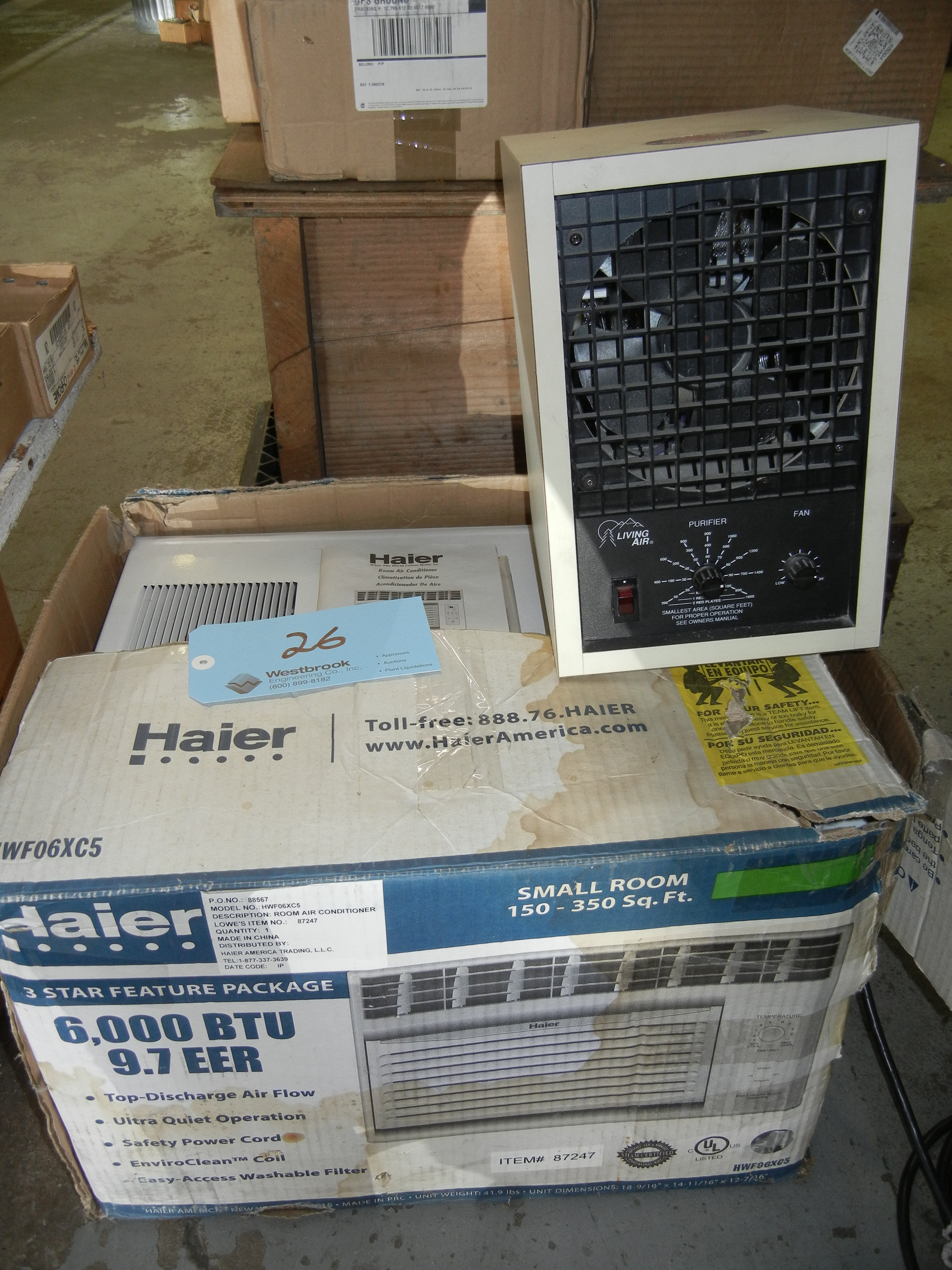 Air conditioner and air purifier