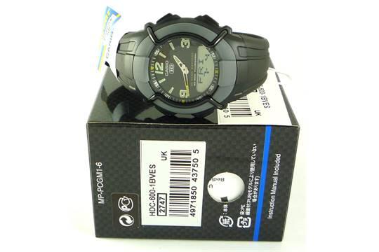 casio hdc 600 1bves mens combi resin strap watch new rrp 34 99 rh i bidder com casio hdc 600 instructions casio watch hdc-600 manual