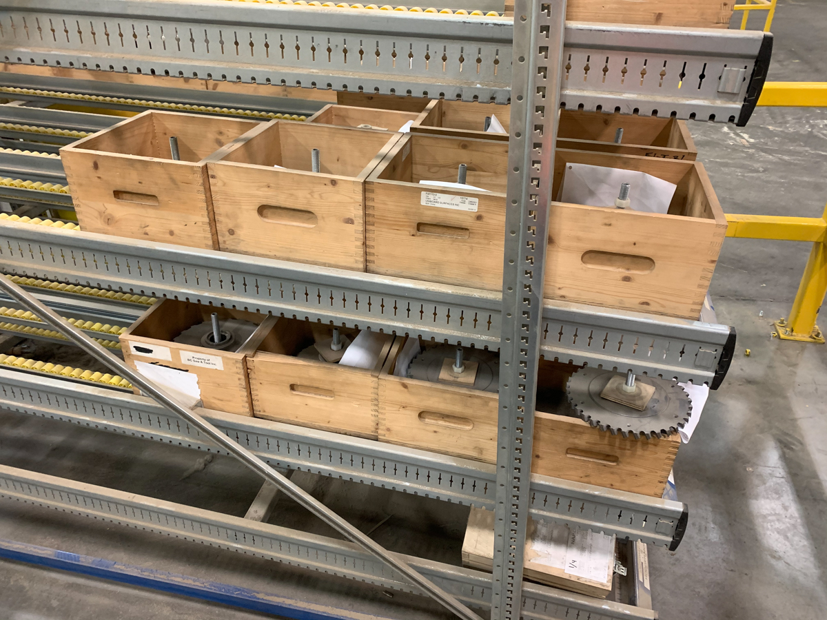 LOT OF 38 ASSORTED MORTIZING BLADES - Image 6 of 6