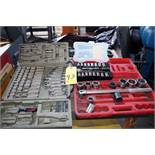 LOT OF SOCKET WRENCH SETS