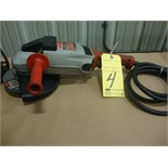 "ELECTRIC SANDER, MILWAUKEE 7-1/4"", H.D., 120 v."