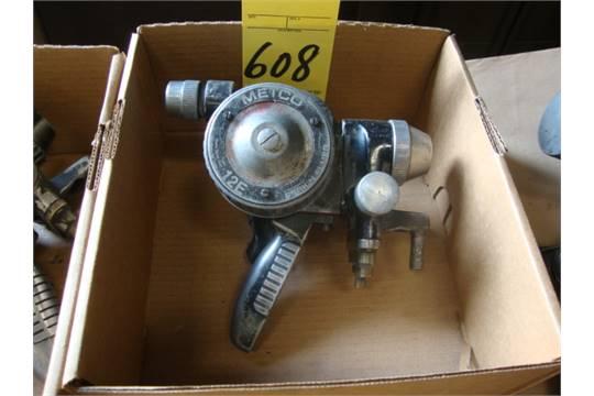 combustion metal spray gun metco mdl 12e rh bidspotter com