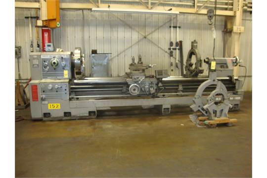 gap bed engine lathe mazak 34 x 120 46 u20ac sw in gap 14 u20ac length rh bidspotter com Mazak Vtc-41M Mazak Troubleshooting
