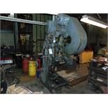Niagara 32 Ton, A3 OBI Punch Press, 2 - ½ Stroke; S/N 301011