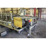 """INFEED CONVEYOR SALE., APPROX. 60"""" X40"""" X 48""""H, OF THIS LOT IS SUBJECT TO BULK BID #1, IF THE BULK"""