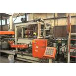 ROMAN 120 KVA 6-HEAD SPOT WELDER WITH ROBOTRON 50 CONTROLS SALE OF THIS LOT IS SUBJECT TO BULK
