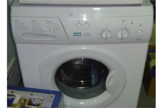 Manual creda w220vw washing machine.