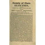 [County Clare Interest] County of Clare Election - New Catholic Association,
