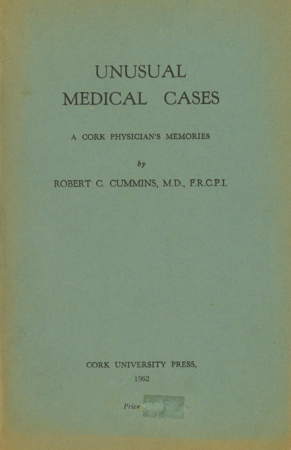 Cork Medical: Cummins (N.