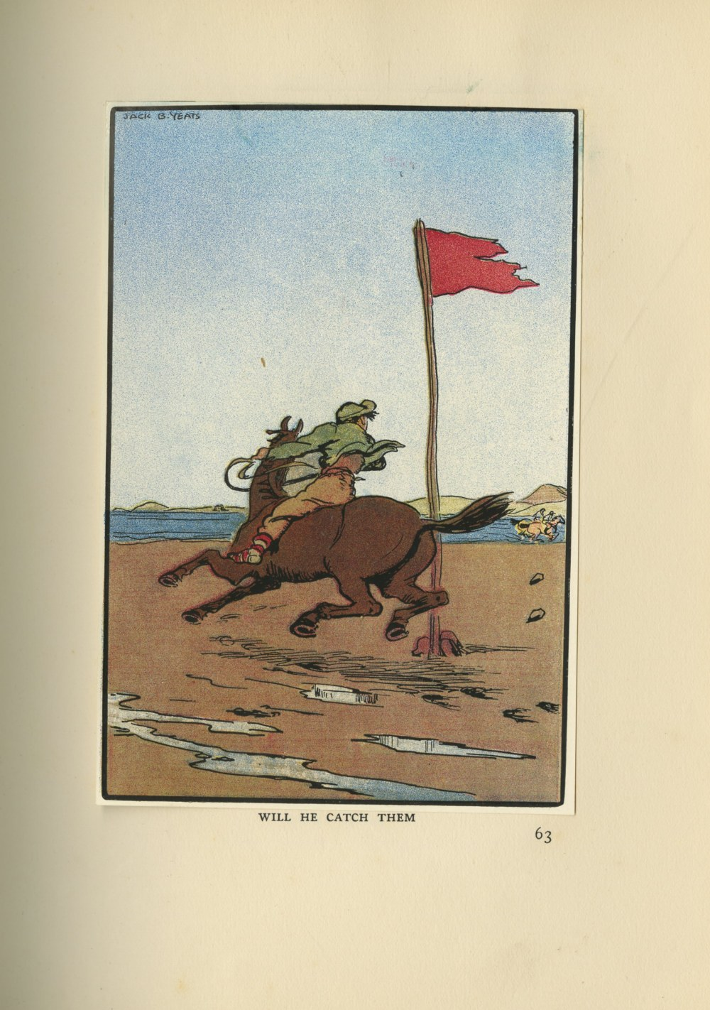 Yeats (J.B.) Life in the West of Ireland, 4to D. (Maunsel & Co.) 1912, First Edn., cold.
