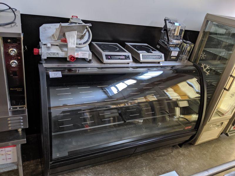 Torrey Model TEM-200 Refrigerated Display Cooler