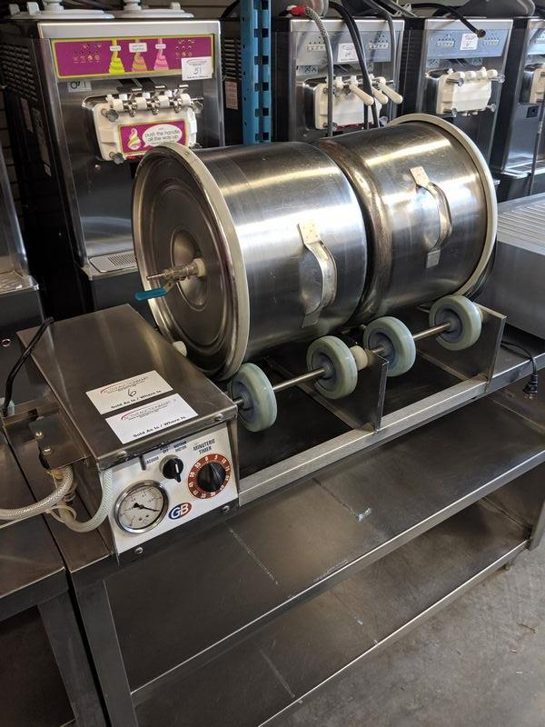Lot 6 - GB Double Chamber Vacuum Tumbler