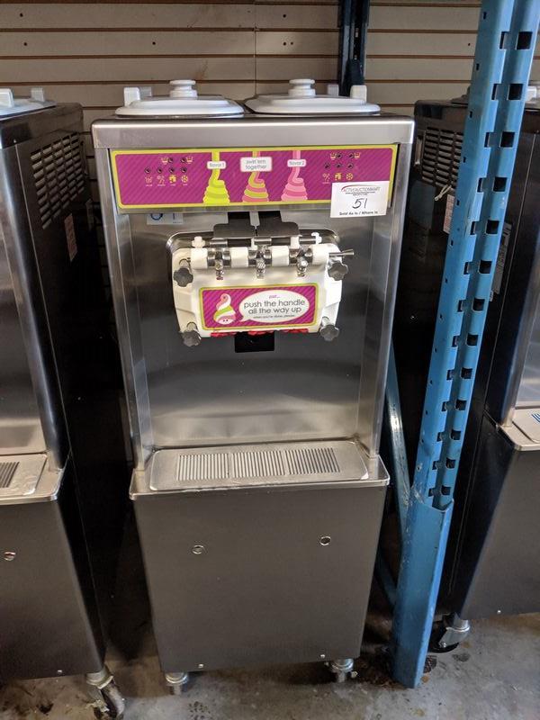 Lot 51 - Taylor Model 791-33 Soft Serve Machine