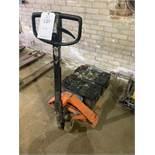 BT wide pallet truck
