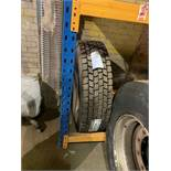 Unused Hankook DHOS lorry tyre 295/80 R 22.5 16PR