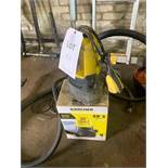 Karcher SP3 submersible dirty water pump