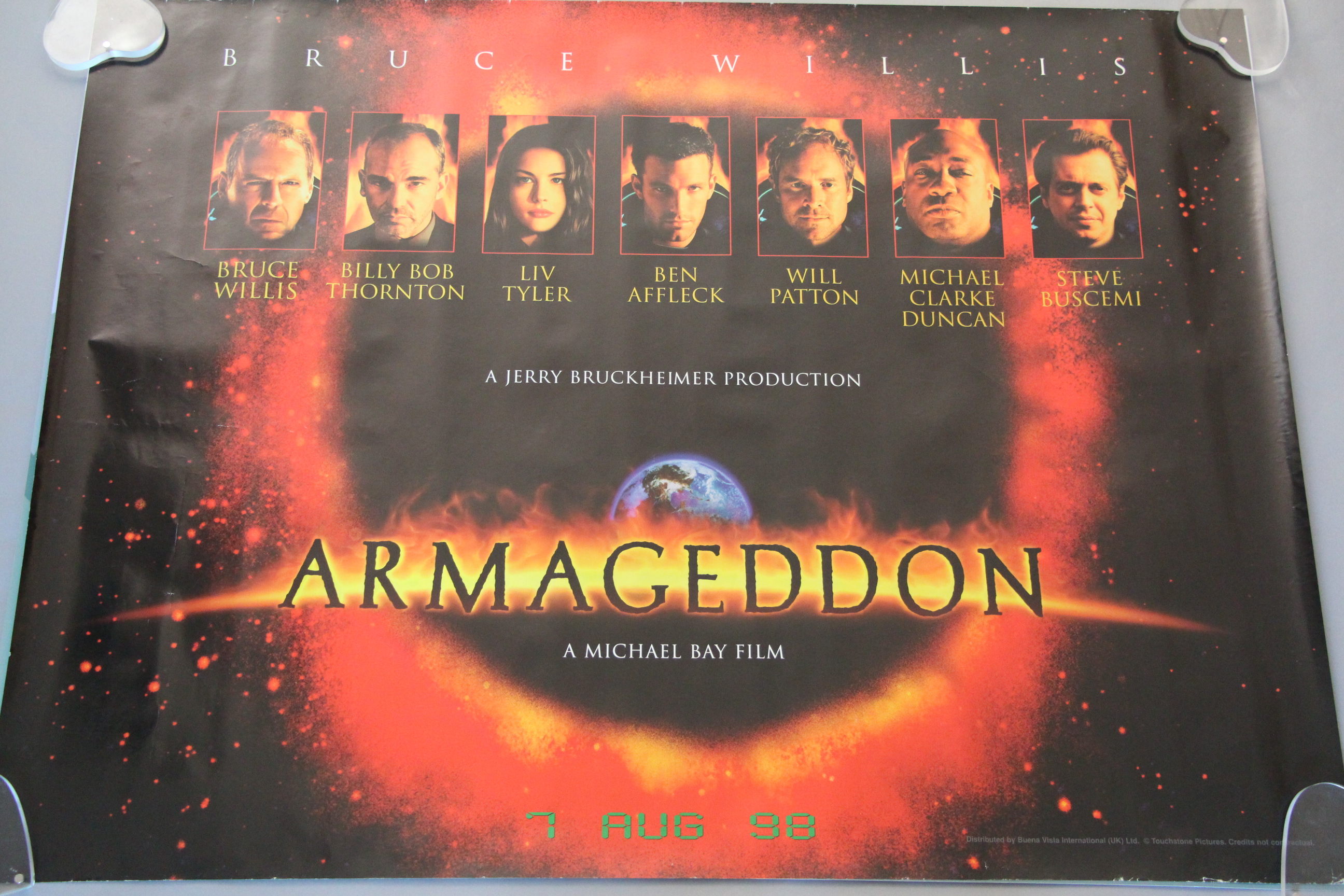 Lot 53A - Collection of 28 mainly British Quad film posters, mostly rolled condition,
