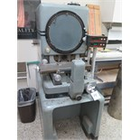 "Kodak mdl. 2A 14"" Floor Model Optical Comparator w/ Tri-Onics DRO's, Surface and Profile"