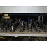 (48)CAT-40 Taper Tooling