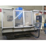 Hitachi Seiki VKK-45 Sliding Column CNC Vertical Machining Center s/n VK-46343 w/ Hitachi Seiki