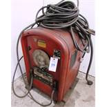 Lincoln Idealarc 250 AC/DC Welder - W/ Cables, Clamps