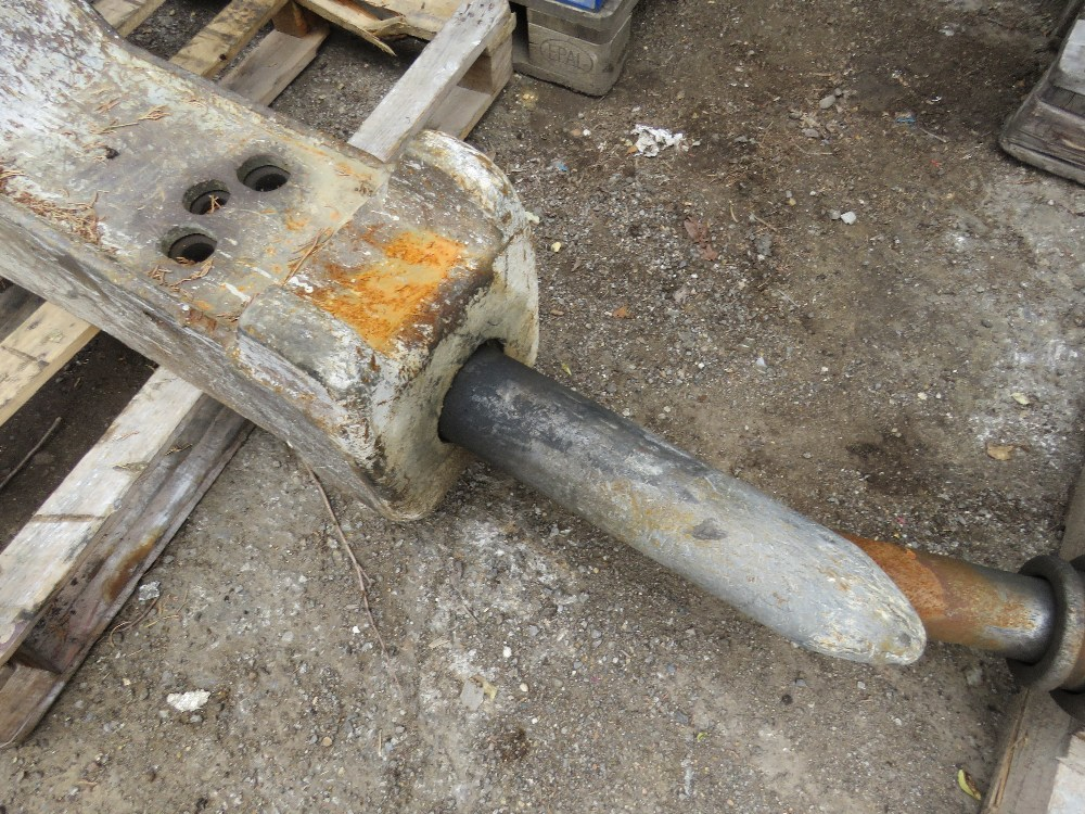 HAMMER BREAKER TO SUIT AN 8 TONNE EXCAVATOR, ON 50MM PINS - Image 2 of 4
