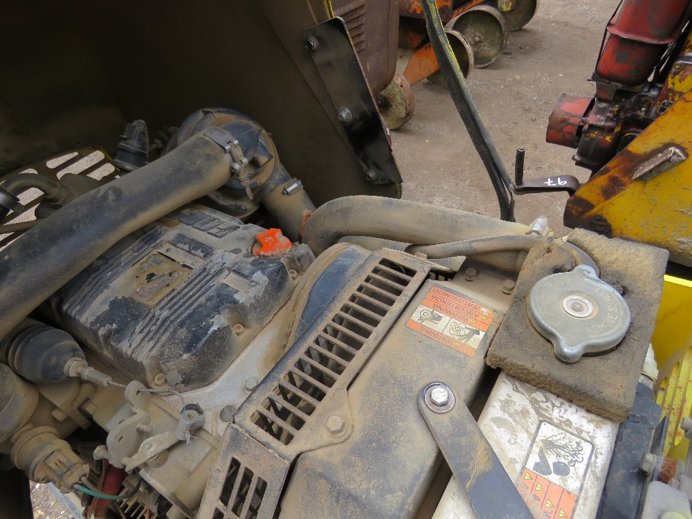 WACKER RTSC3 REMOTE CONTROL ROLLER, REMOTE IN OFFICE PN:1765FC when tested was seen to start, run - Image 3 of 6