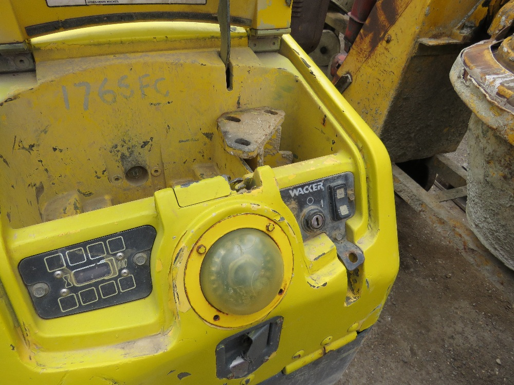 WACKER RTSC3 REMOTE CONTROL ROLLER, REMOTE IN OFFICE PN:1765FC when tested was seen to start, run - Image 2 of 6