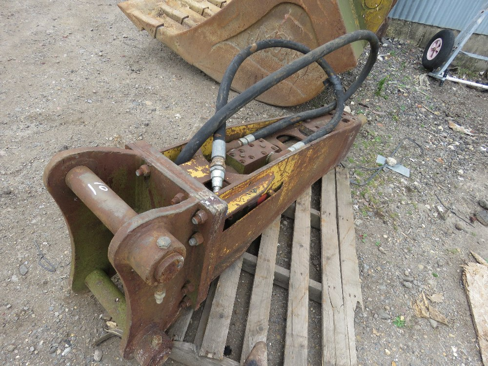 INDECO STYLE BREAKER 8-13TONNE RATED - Image 2 of 3