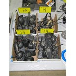 LOT ASST. MOTOROLA RADIUS CP150 2-WAY RADIO'S, ETC. (4 BOXES)