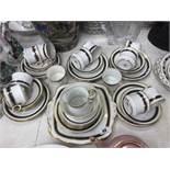 A Royal Albert tea set