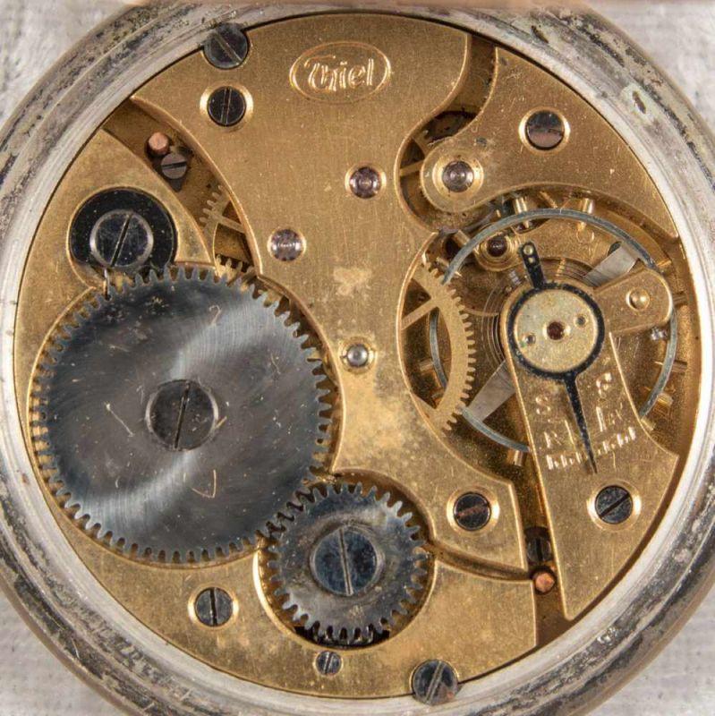 2 alte/antike Taschenuhren. Silbergehäuse, ungeprüft. - Image 16 of 20