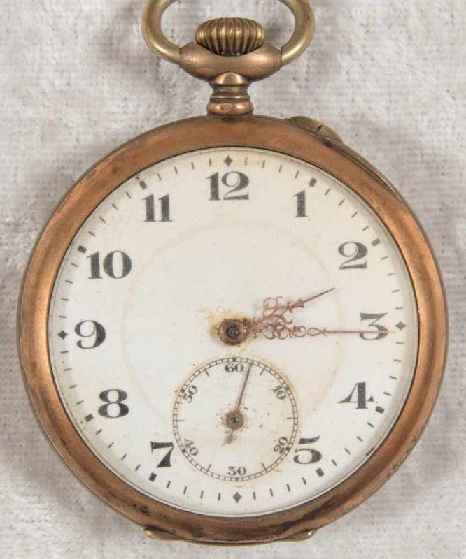 2 alte/antike Taschenuhren. Silbergehäuse, ungeprüft. - Image 2 of 20