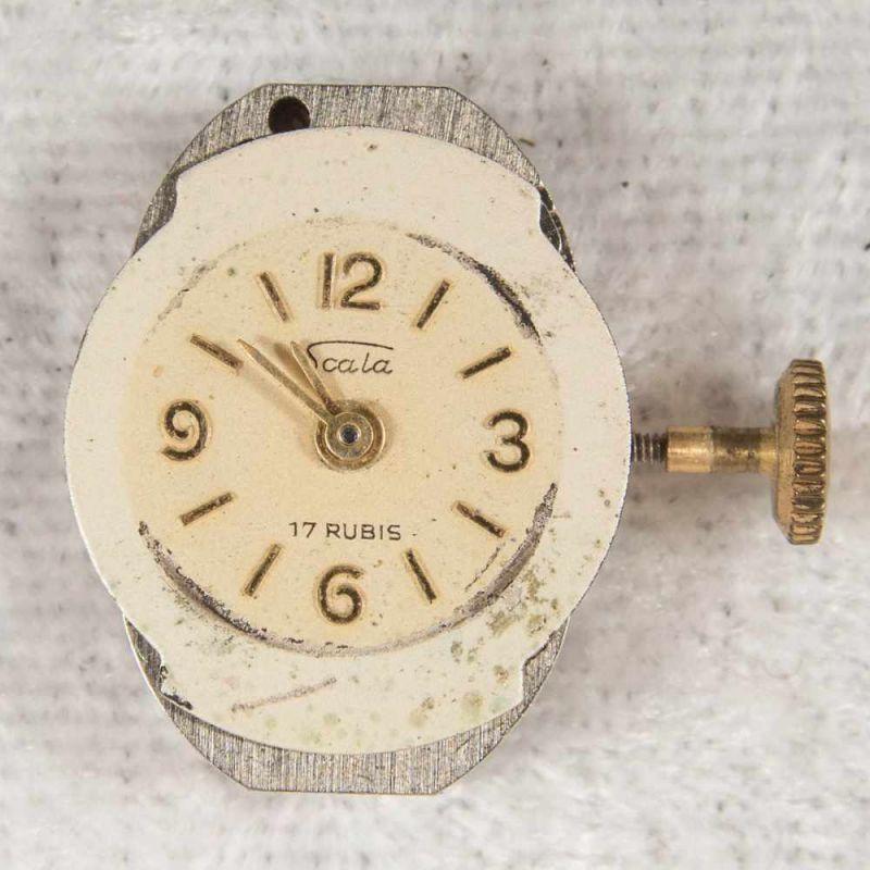 2 alte/antike Damen-Schmucktaschenuhren, ungeprüft, 1 x mit transluzidem Emaille-Dekor. - Image 5 of 13