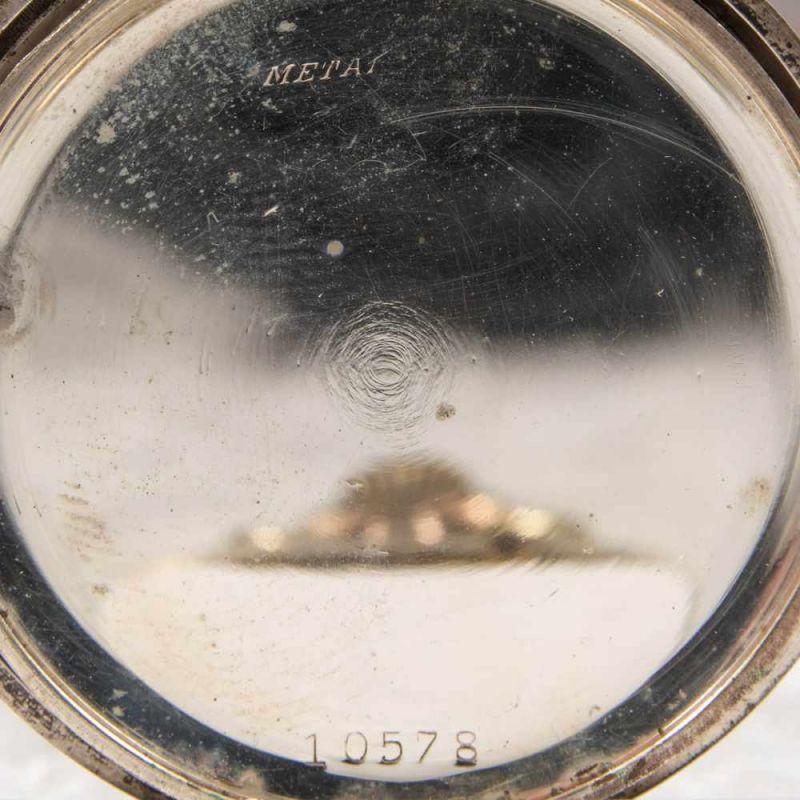2 alte/antike Taschenuhren. Silbergehäuse, ungeprüft. - Image 17 of 20