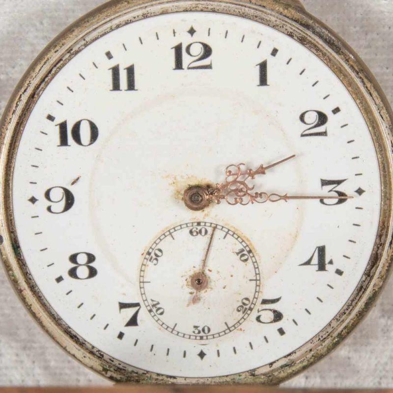 2 alte/antike Taschenuhren. Silbergehäuse, ungeprüft. - Image 13 of 20
