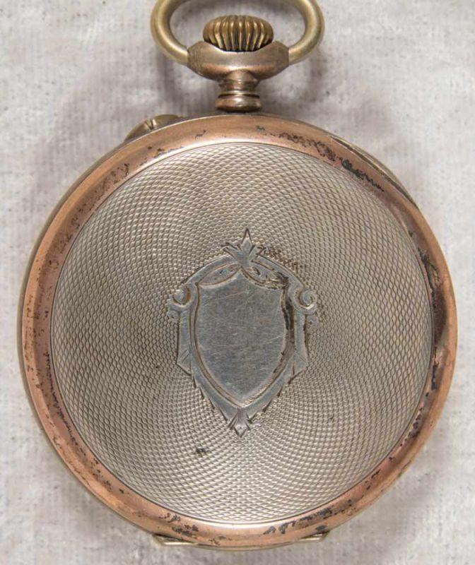 2 alte/antike Taschenuhren. Silbergehäuse, ungeprüft. - Image 20 of 20