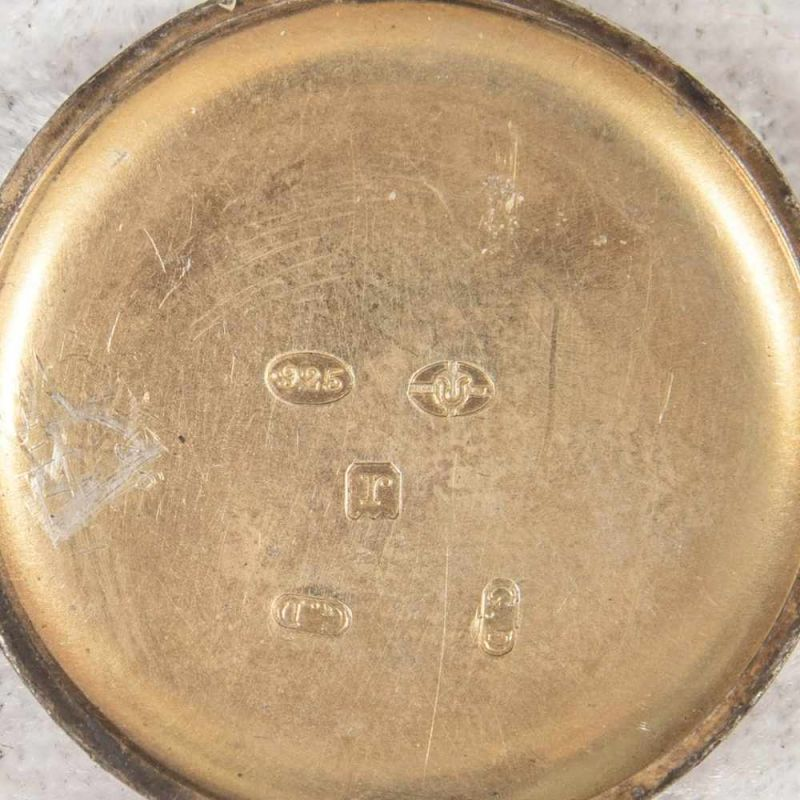 2 alte/antike Damen-Schmucktaschenuhren, ungeprüft, 1 x mit transluzidem Emaille-Dekor. - Image 11 of 13