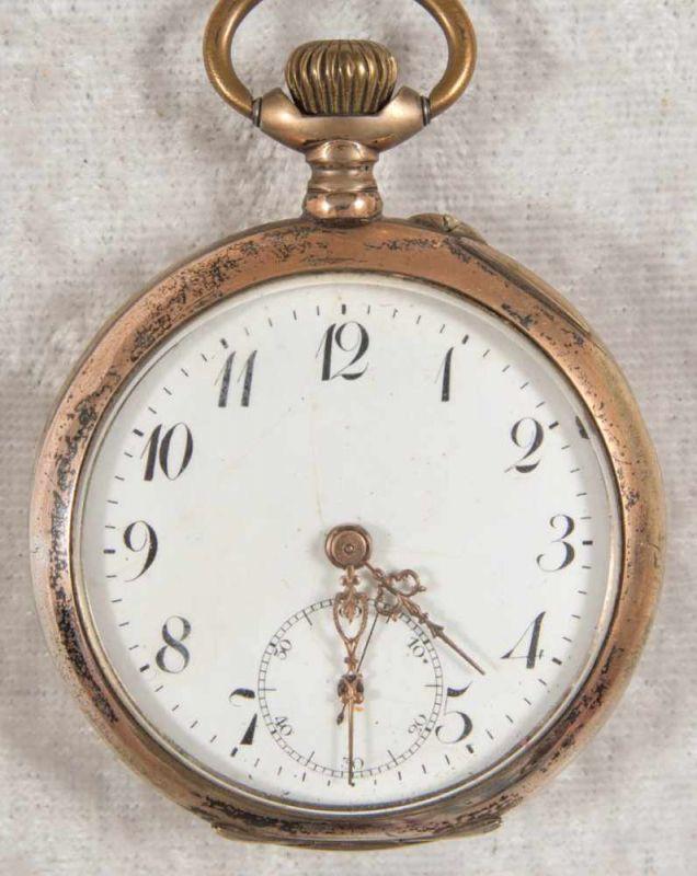 2 alte/antike Taschenuhren. Silbergehäuse, ungeprüft. - Image 3 of 20