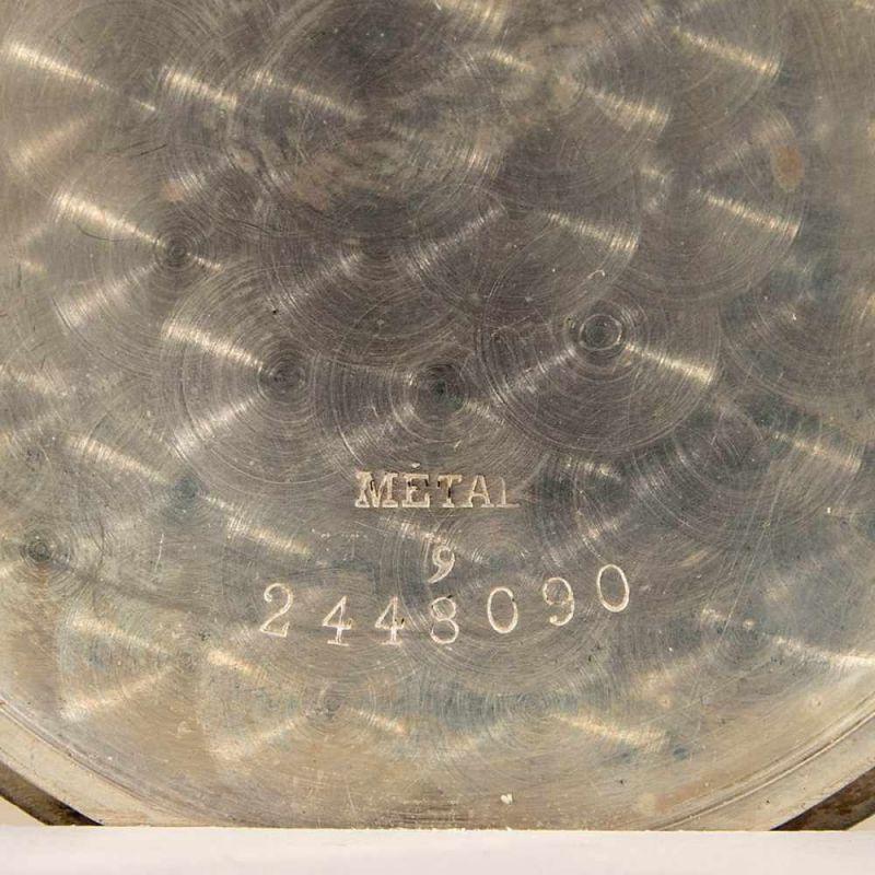 """2 alte/antike Taschenuhren, Silber, 1 x bez.: """"Hermann Krüsken - Aachen."""" Werke nicht auf - Image 7 of 17"""