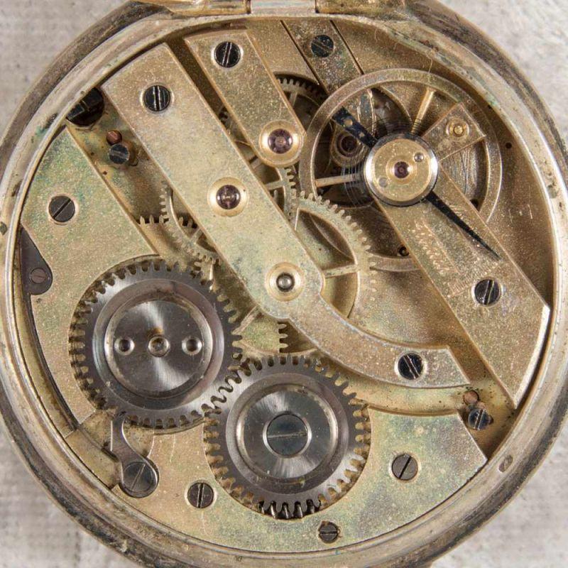 2 alte/antike Taschenuhren. Silbergehäuse, ungeprüft. - Image 8 of 20