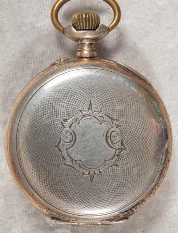 2 alte/antike Taschenuhren. Silbergehäuse, ungeprüft. - Image 5 of 20