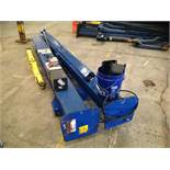 Rotary SPOA10N5G0 (10,000#) 2-Post Surface Lift s/n CNP14L0152 (1 x Your Bid)