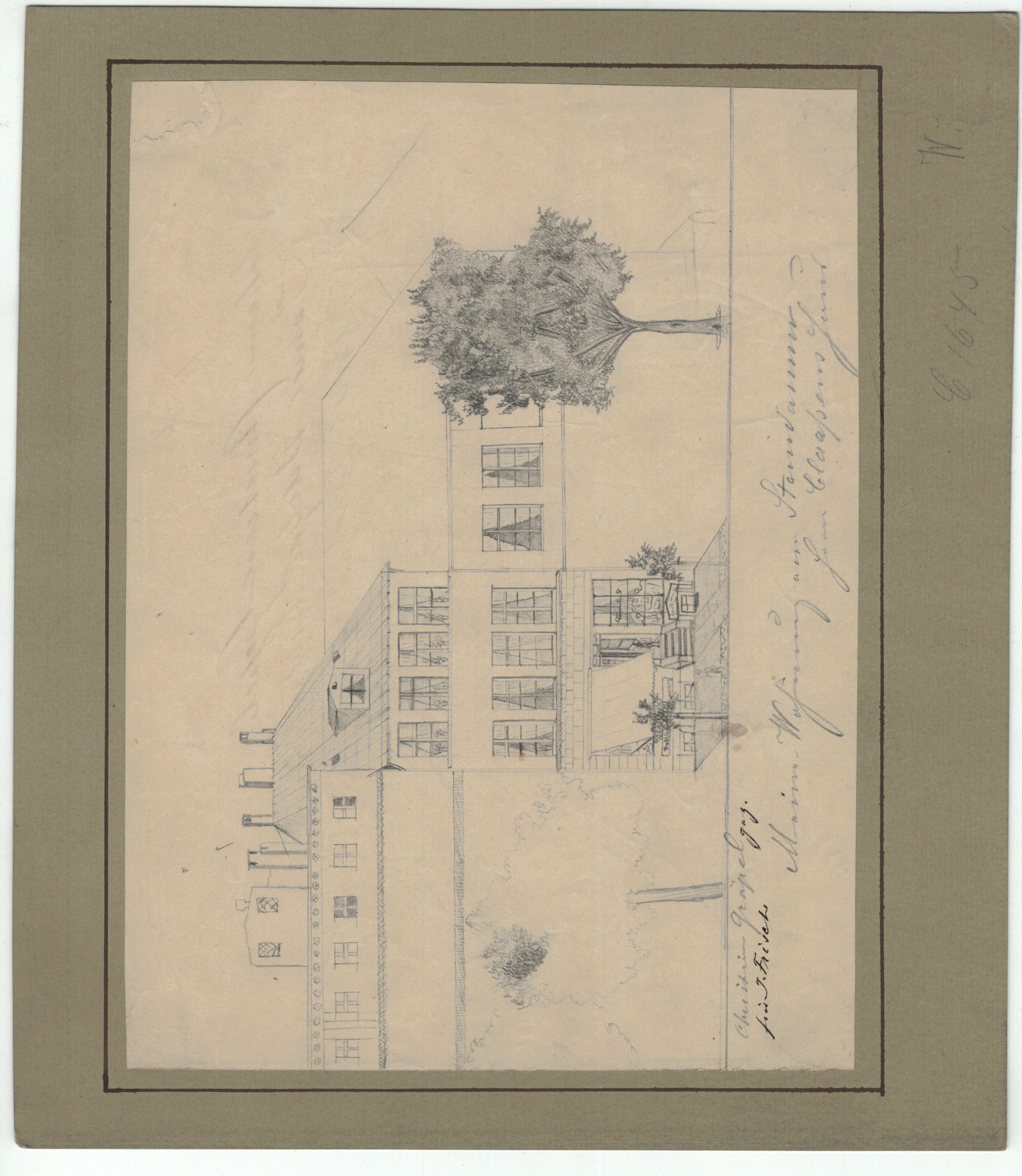 Lot 45 - Grp: 19th C. Prints watercolor and Sketches