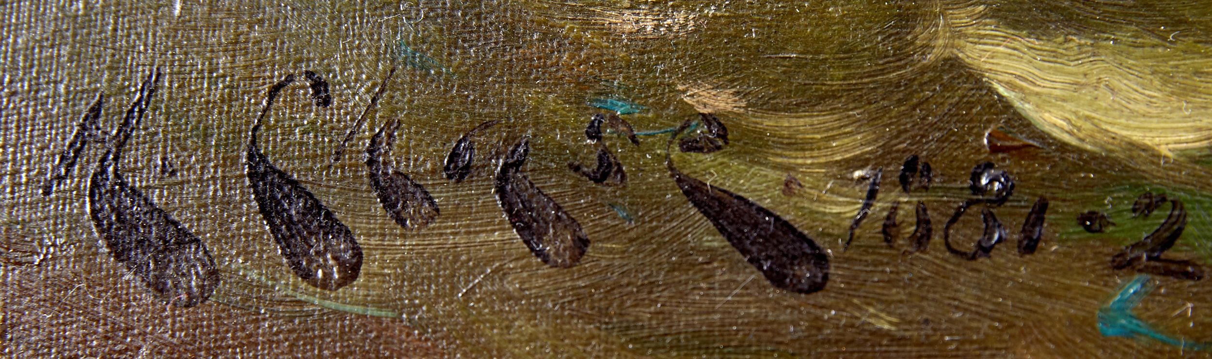 Lot 23 - Harry (Henry) Chase Marine Painting