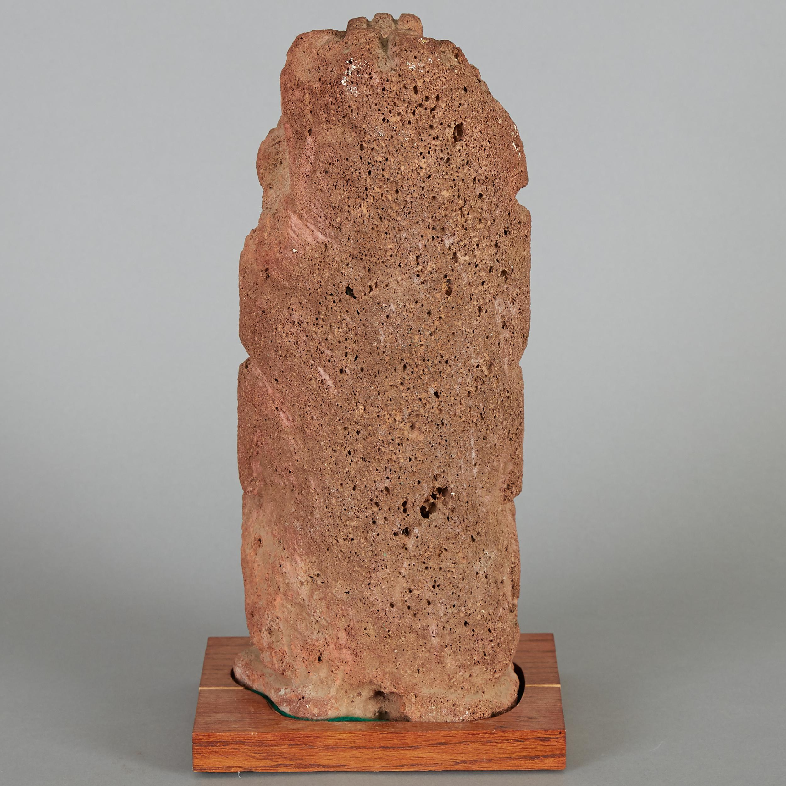 Lot 177 - Pre-Columbian Ticoman Fire God Statue
