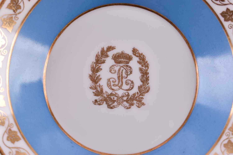 A group of Sevres KING LOUIS PHILIPPE DE FRANCE 1846 - Bild 2 aus 7