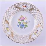 Small wall plate Meissen