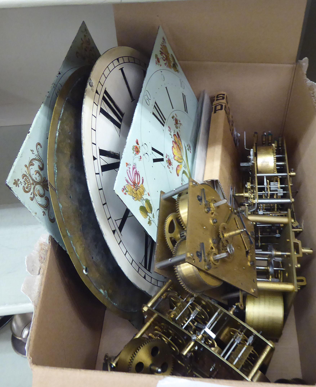 Clock accessories,