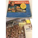 A vintage Spears Games Contemporary Bricklayer Kit B.